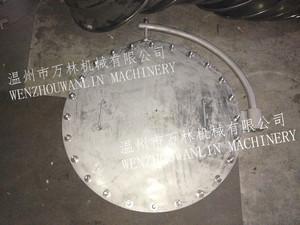 不锈钢工业吊盖人孔